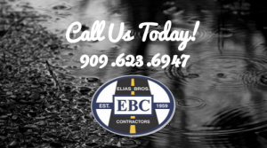 Rain Call us today!