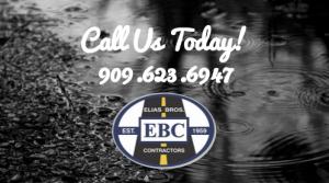 Rain Call us today!